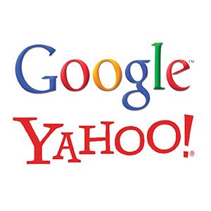 Yahoo-Google-DM