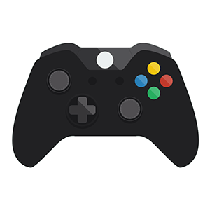 flat-xbox-one-controller-icon