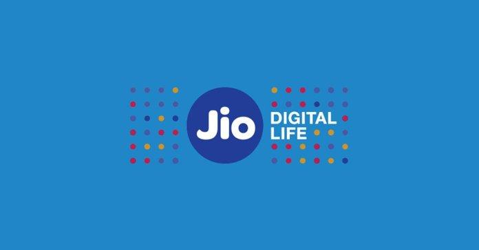 Relaince JIO phone Logo