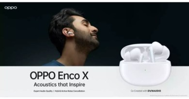 Oppo Enco X true wireless stereo earphones set to launch in India on January 18