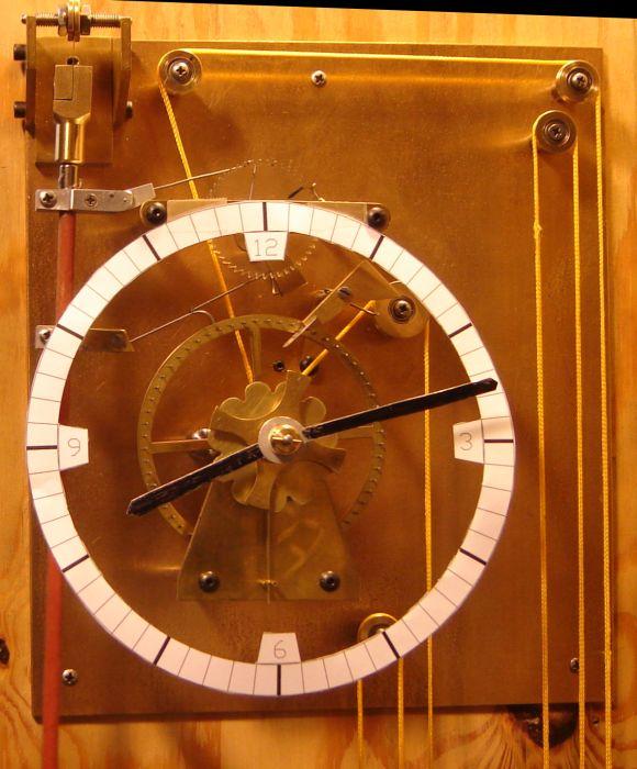 Gearless Clock