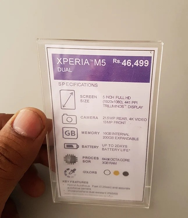 xperia M5 price in nepal