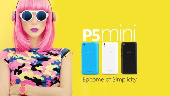 Gionee P5 Mini nepal