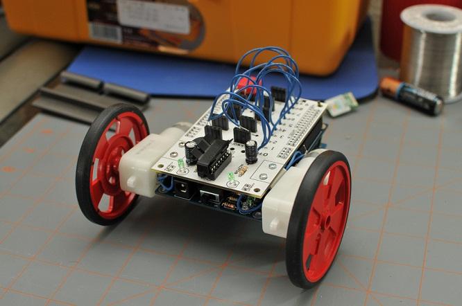 making-robots