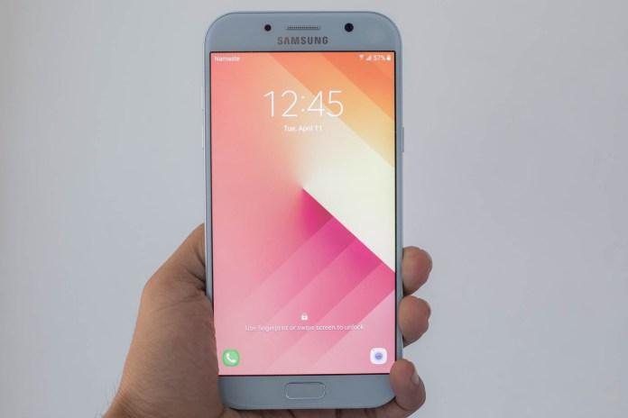 Samsung Galaxy A7 2017 price in nepal