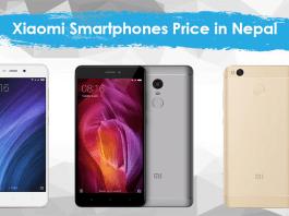 xiaomi smartphones price in nepal   Gadgetbyte Nepal