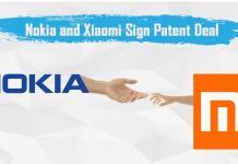 nokia xiaomi patent deals gadgetbyte nepal
