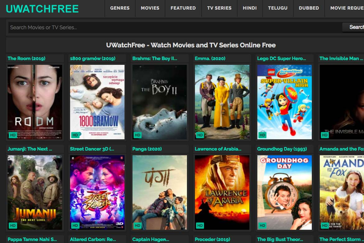 UWatchFree 2021: Watch and Download Movies Online 2021 UwatchFree APK Free Movies Bollywood …