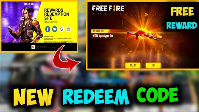 Ff Reward Free Fire Redeem Code Today 31 July 2021 Garena Ff Redeem Code Check Latest Rewards Gadget Clock