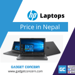 HP Laptops Price in Nepal