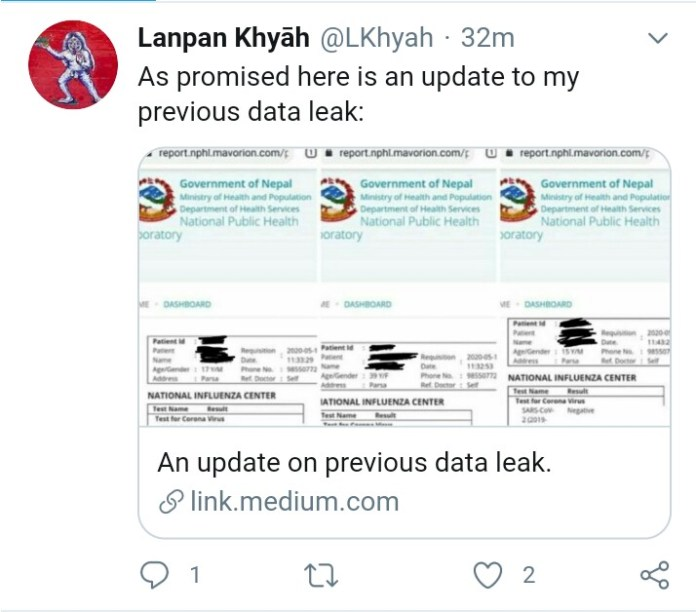 5000 More Users Affected by Smart Cell Data Leak
