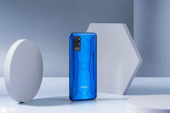 Honor Play 4 Series Unveiled   Can Measure Human Temperature