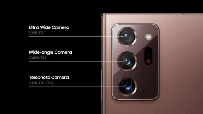 Camera | Samsung Galaxy Note 20 Ultra Price in Nepal