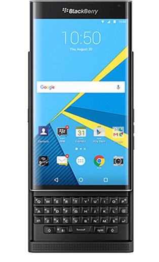 BlackBerry Priv Android phone