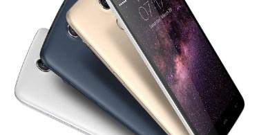 Doogee Homtom HT17 smartphone