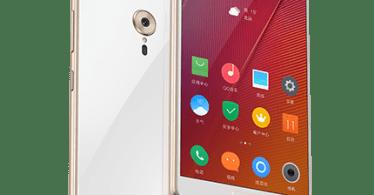 Lenovo Zuk Edge Android smartphone