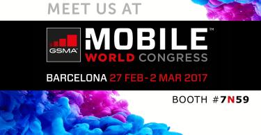 Mobile World Congress 2017 logo