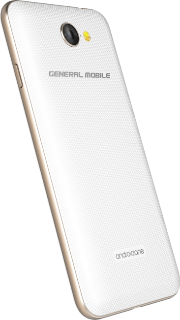 General Mobile GM6 Android One phone