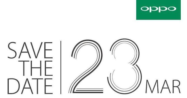 Oppo March 23 special event