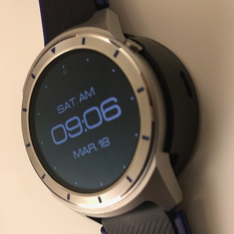 ZTE Quartz smartwatch (ZW10)