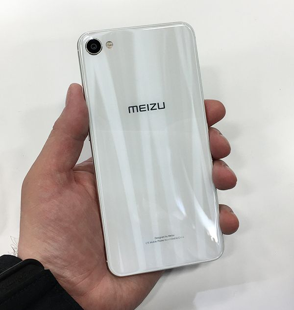 Meizu M3x hands on image