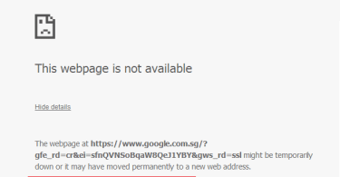 err_spdy_protocol_error when accessing websites on Google Chrome