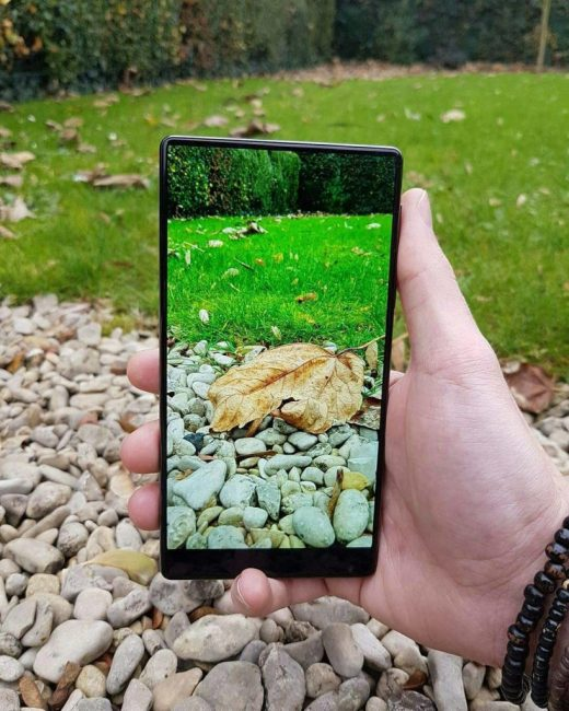Xiaomi Mi Mix hands-on image