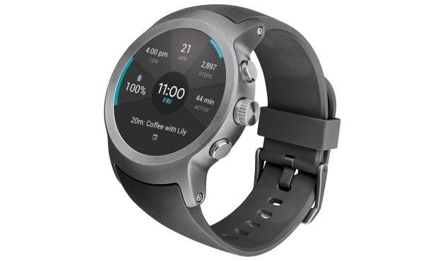 LG Watch Sport smart watch