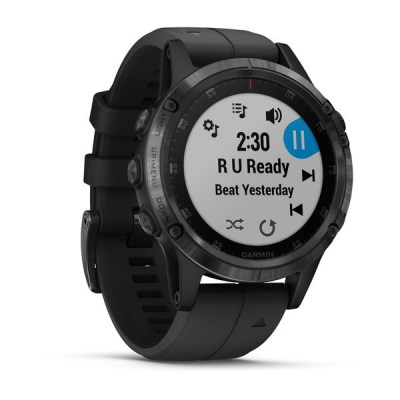 Garmin Fenix 5 Plus smartwatch for running and sports