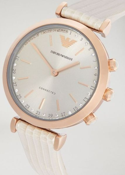 Emporio Armani Connected_Hybrid Smartwatch For Women