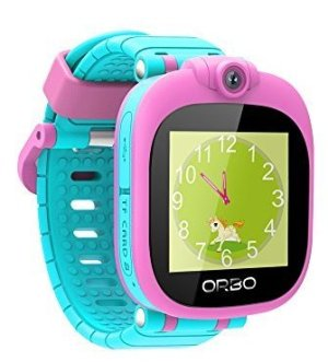 Orbo Kids smartwatch with GPS and camera