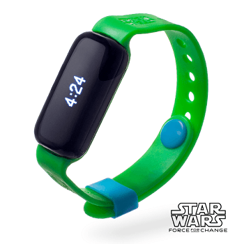 Unicef Kid Power Band activity tracker for kids