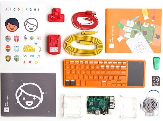 Kano Computer Kit Do-It-Yourself computer kit for kids