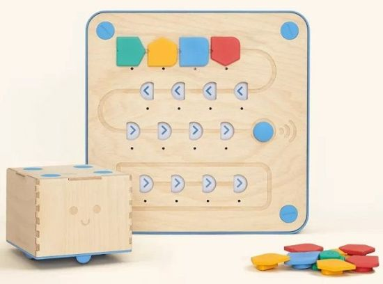 Primo Cubetto Playset Coding Toy for kids