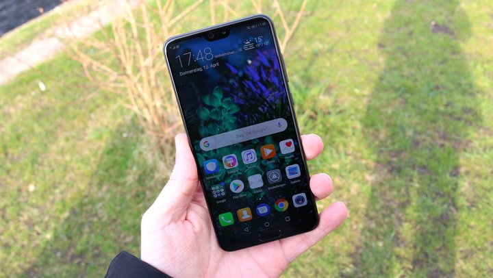 Huawei P20 Pro hands on