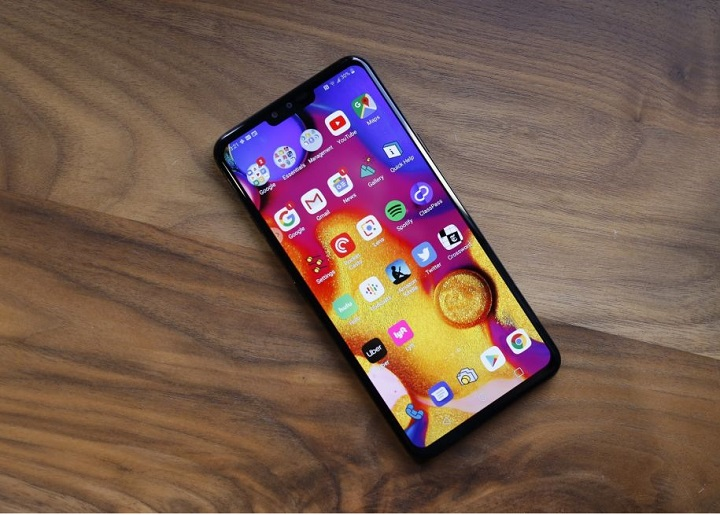 LG V40 ThinQ hands on review