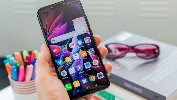 Huawei Mate 20 Lite hands on review