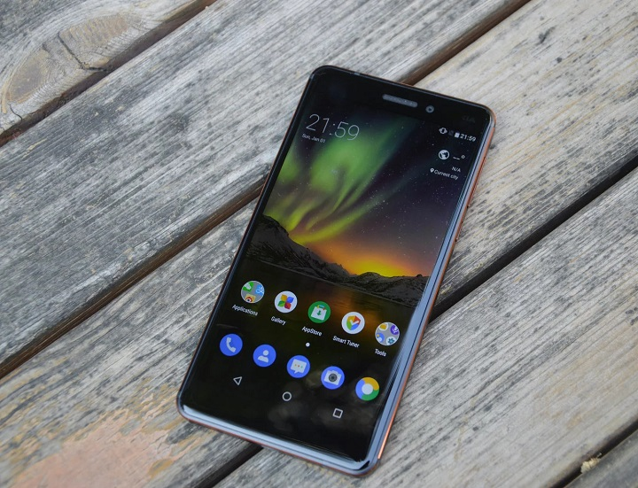 Nokia 6 2018 hands on review