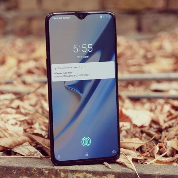 OnePlus 6T Hands on review