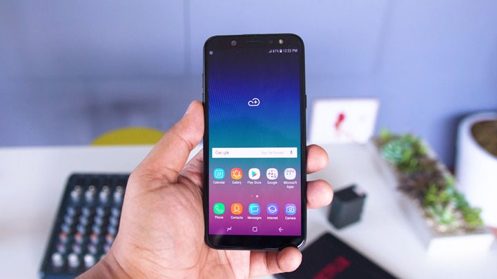 Samsung Galaxy A6 2018 first impressions on hands on review