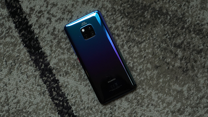 Huawei Mate 20 Pro hands on review back design and camera