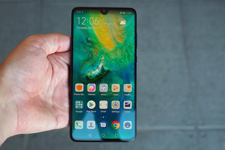 Huawei Mate 20 hands on review