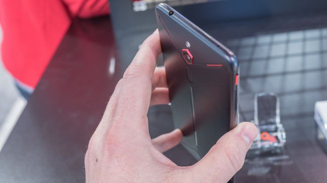 Nubia Red Magic gaming phone hands on review
