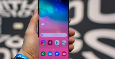 Samsung Galaxy S10 Plus hands on review