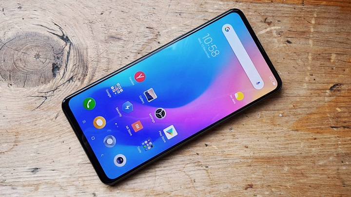 Xiaomi Mi Mix 3 hands on review