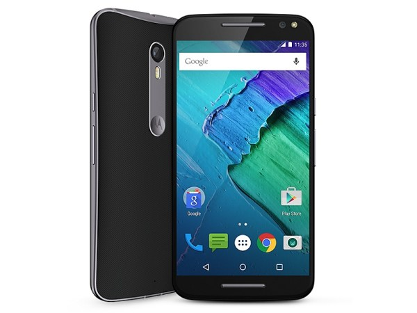 Moto X Style With 5.7 Inch QHD display Launched At 29,999 ...