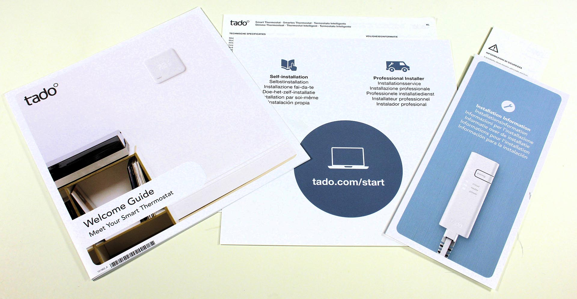 Review Tado Slimme Thermostaat Starterkit V3 Wiring Diagram For Thermostat Mg 5939