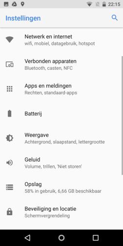 Nokia 3.1 Screenshot_20180806-221537