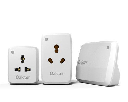 Oakter Basic smart home automation Kit - smart plug set india - geeky gadgets, smart gadgets for home india