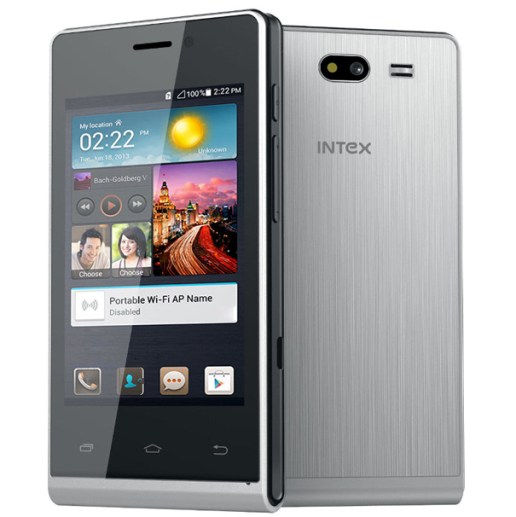 Intex Aqua V4 Specifications, price with Android Kitkat 4.4